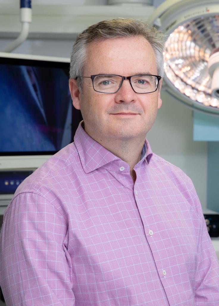 Dr Donal O'Brien