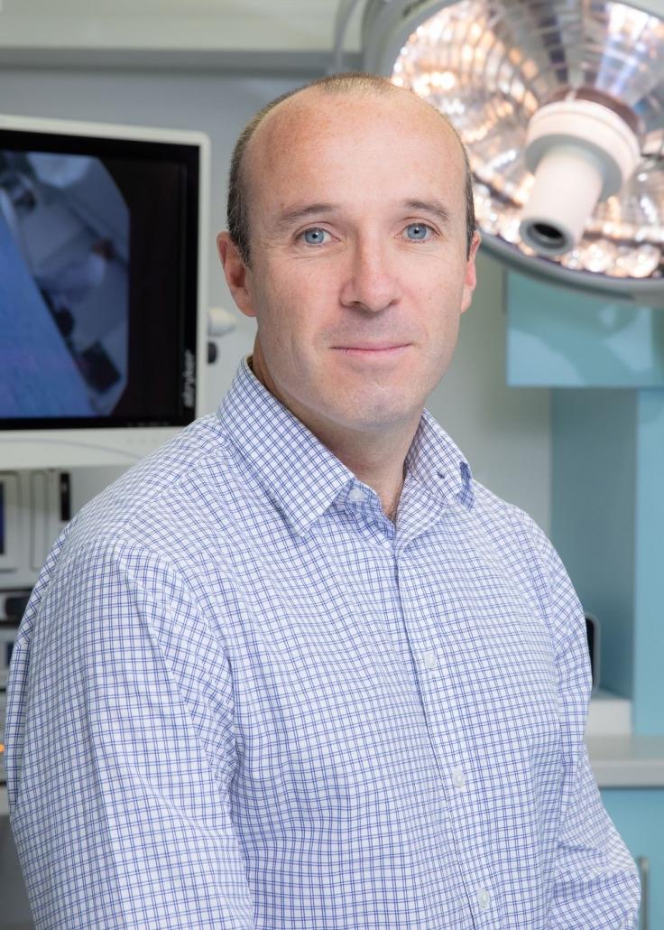 Dr Fergus McCarthy