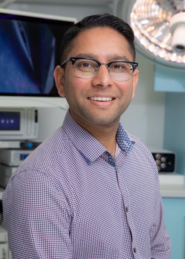 Dr Krushal Chummun