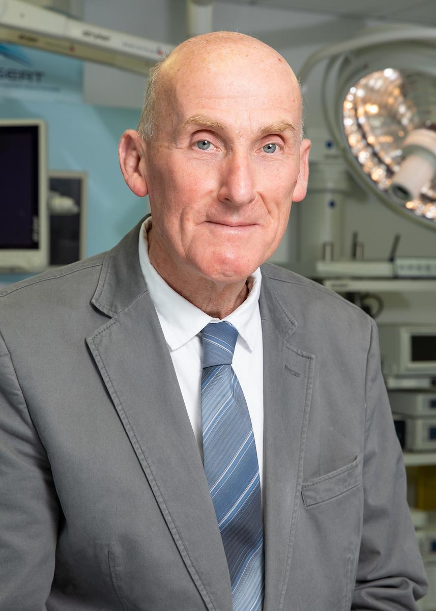 Dr Rodney Meeke