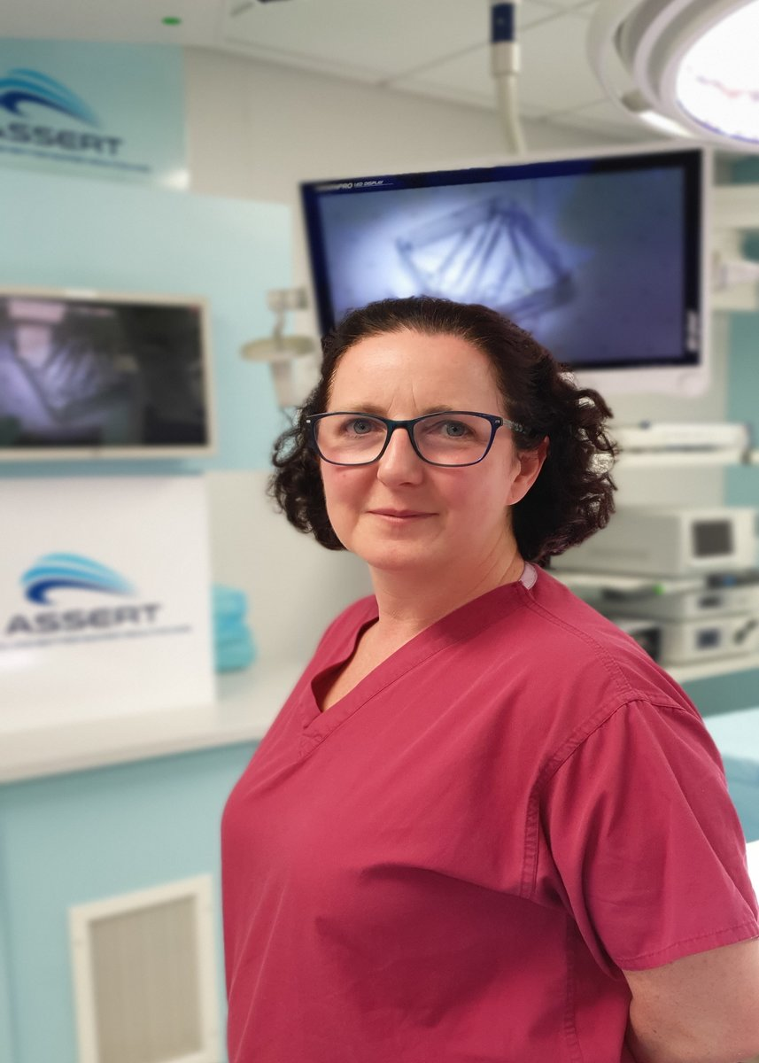 Dr Oonagh Hickey